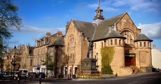 Hexham Community Church building