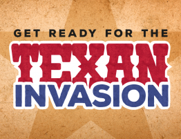 Texan Invasion 2020