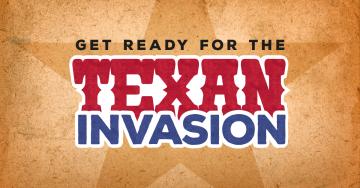 Texan Invasion 2020
