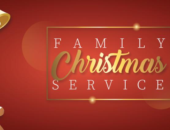 Family Christmas Service