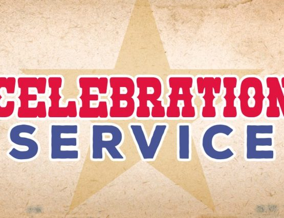 Celebration Service