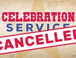Texan Celebration Service Cancelled
